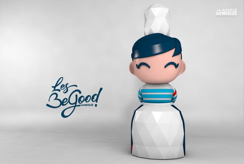 Connaissez-vous les figurines bigoudènes Begood ?Port d'Attache